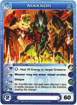 MaxxorCard
