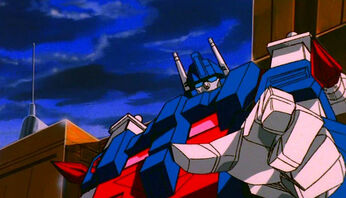 TFTM UltraMagnus pointy