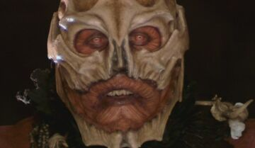 Sycorax close up