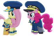General Flash and Admiral Fairy Flight