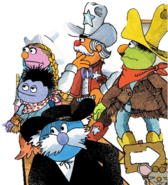 The Sherrif and his gang
