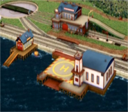 Sodor Search and Rescue Centre