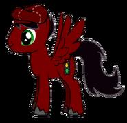 Bertie pony