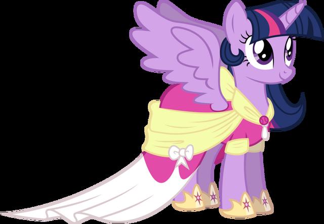 File:Twilight sparkle s coronation dress by 90sigma-d5vczac.png