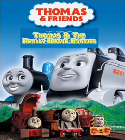 File:Thomas and the Really Brave Engines cover.png