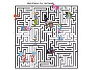 Remade Carmen maze