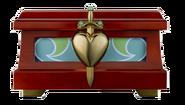 Queen's box