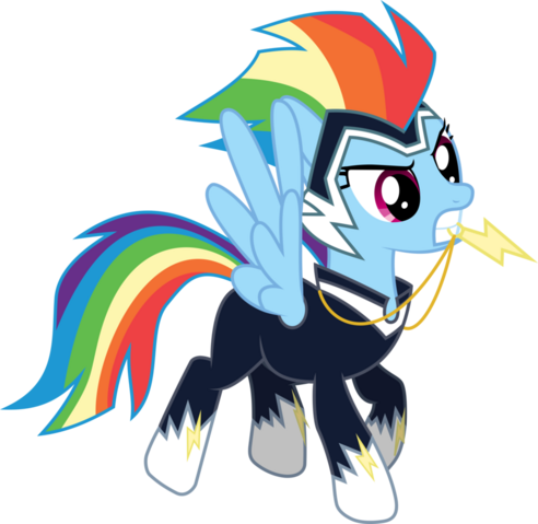 File:Power pony rainbow dash zap by dasprid-d6yu7fn.png