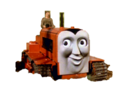 Terrence the Tractor