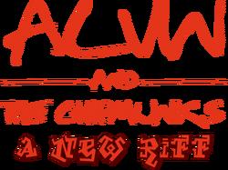 Alvin - A New Riff logo