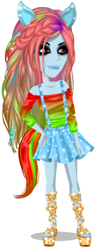 File:Rainbow dash is awesome.png