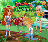 Theme-StrawberryGarden