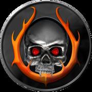 Death's Head Badge