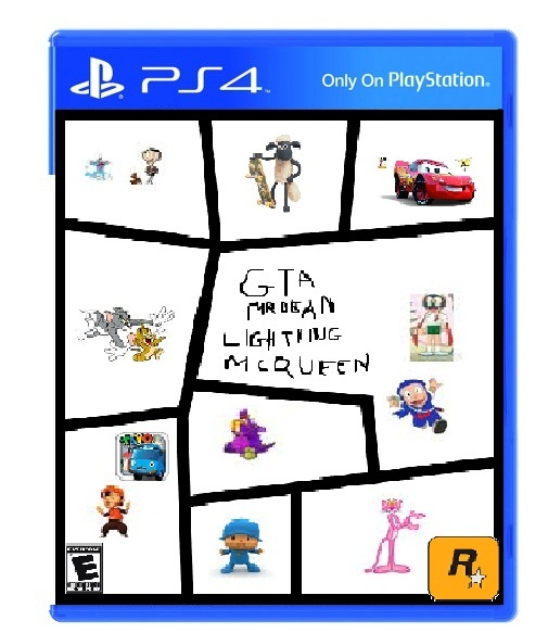 Pictures of Ps4 Game Case Template - #rock-cafe