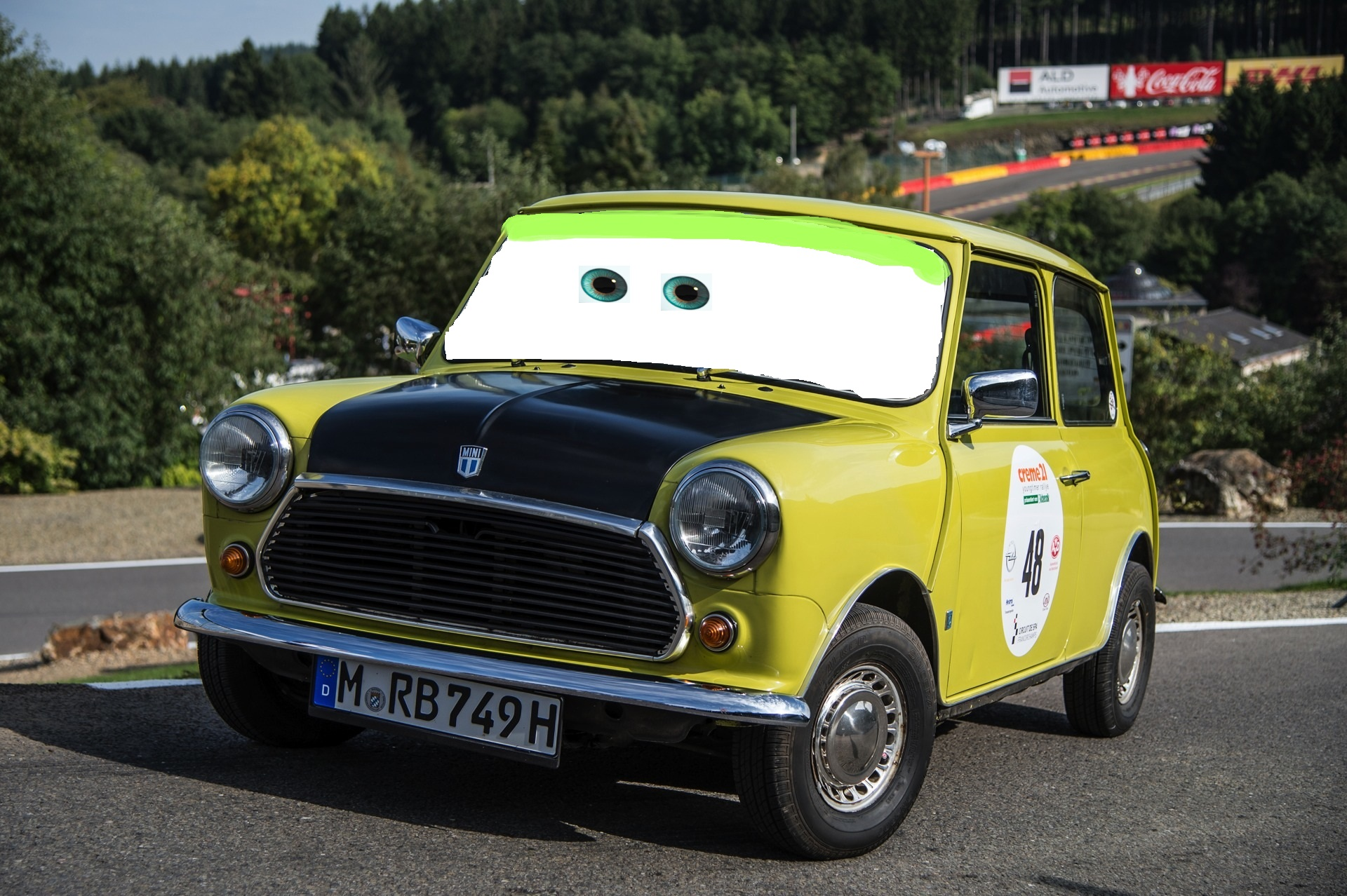 Mr Bean Cars Racing Games