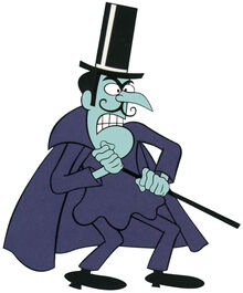 Snidely in tv series