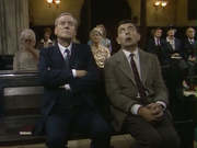 Mr. Bean in Church