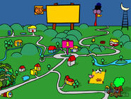 271097-the-adventures-of-mr-tickle-windows-screenshot-the-town-maps