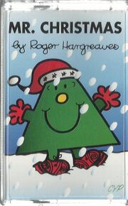Mr christmas cassette cover