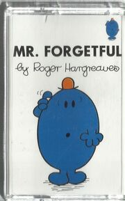 Mr Forgetful cassette cover