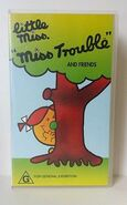 Little-miss-trouble-and-friends-VHS-AUS