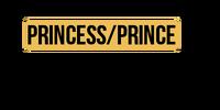 Prince/Princess