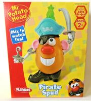 Pirate Spud