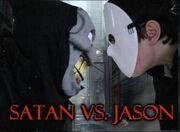 Satan VS. Jason