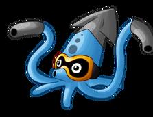 Octosquirt
