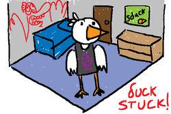 Duckstuck
