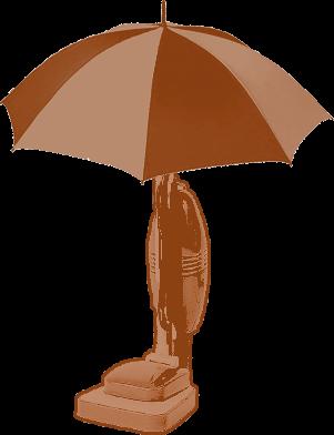 Vacuumbrella