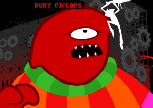 Ruby Giclops
