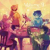 Homestuck Vol. 9 Album cover.png