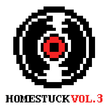 Homestuck Vol 3 Album cover