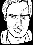 Wilson bust