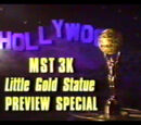 MST3K Little Gold Statue Preview Special