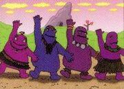 Dancinggrimaces
