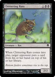 Chittering Rats DST