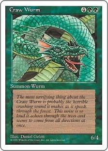 Craw Wurm 4E