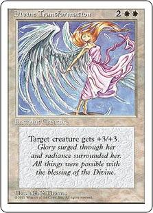 Divine Transformation 4-5