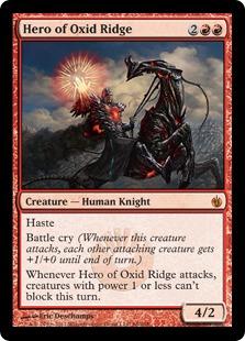 Hero of Oxid Ridge MBS