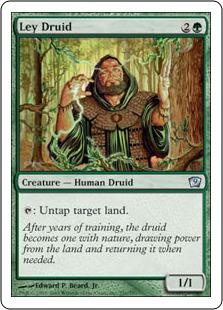 Ley Druid 9ED