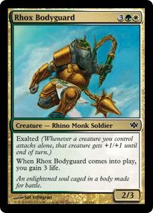 Rhox Bodyguard CON