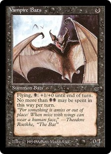 Vampire Bats LE