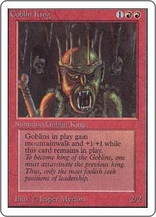 Goblin King 2U