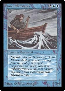 Water Elemental 2E
