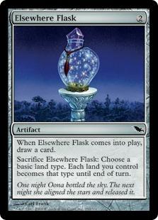 Elsewhere Flask SHM