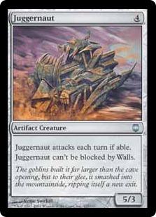 Juggernaut DST