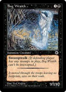 Bog Wraith PO