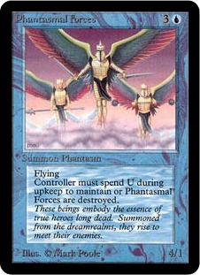 Phantasmal Forces 1E